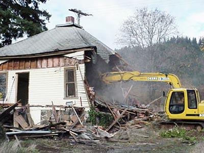 Full Demolition Services